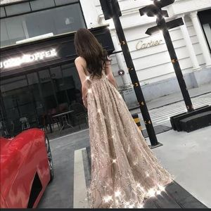 Sparkly dress great for prom/wedding/occasions